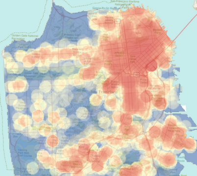 Extending your map with spatial analysis | ArcGIS Resource