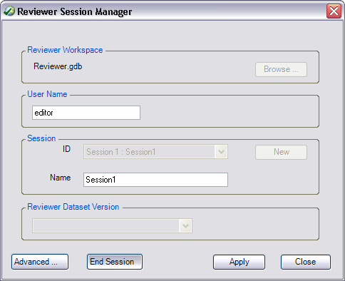 Reviewer Session Manager