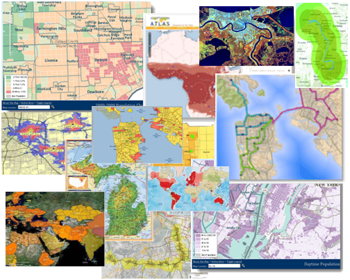Qu es ArcGIS  ArcGIS Resource Center