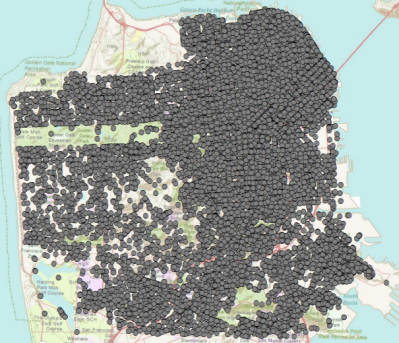 Extending Your Map With Spatial Analysis ArcGIS Resource Center - Make points on a map