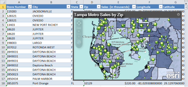 Esri Maps for Office | ArcGIS Resource Center
