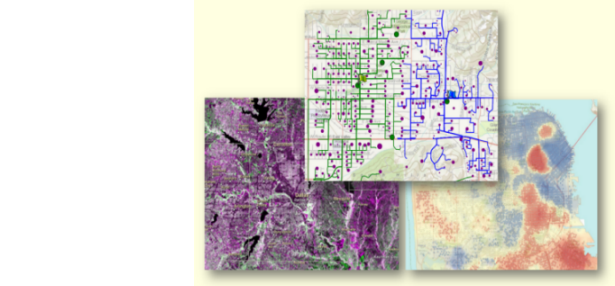分析和地理处理   arcgis